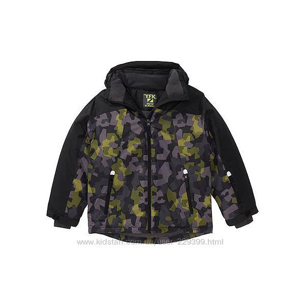 Термо куртка y. f. k германия р.134/140,146/152