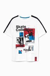 Футболка skate collective c&a германия р.134/140,146/152