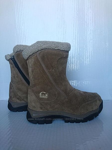 Зимние термо ботинки 36-37р Sorel Waterproof Канада