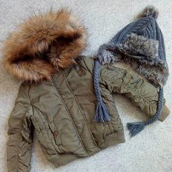 Демисезонная курточка Next, рост 116