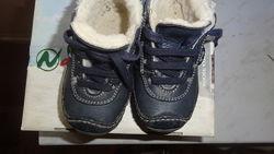 Зимние ботинки Naturino, размер 21