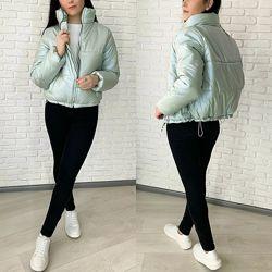 Женская весенняя курточка. Размеры 42-52.