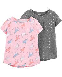 Набор стильных футболок Carter&acutes на 12 мес.