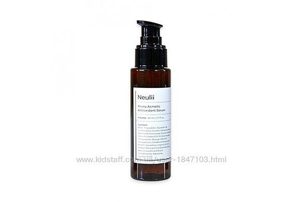 Антиоксидантная сыворотка Neulii Peony Acmella Antioxidant Serum