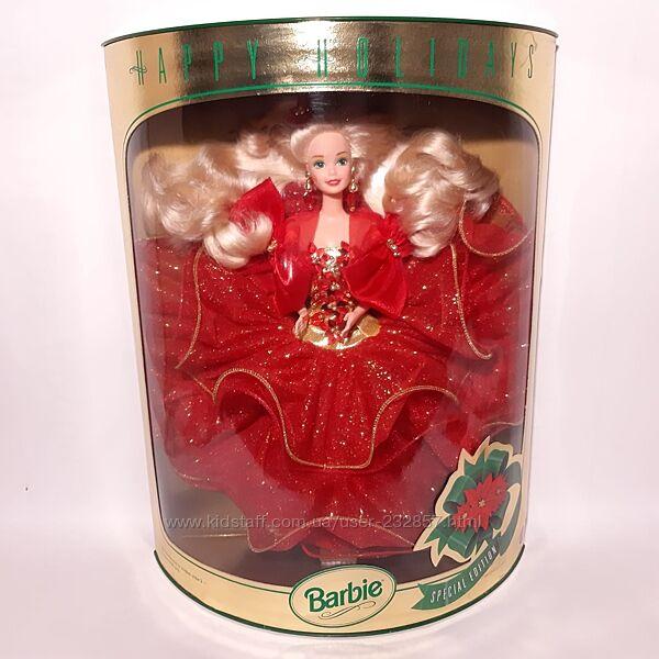 Коллекционная Барби  Happy Holiday .