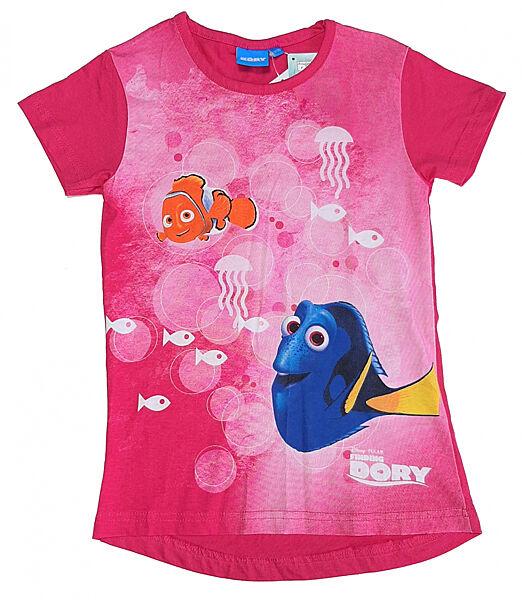 Футболка для девочки Disney BDO44906 128 СМ Розовый 44906