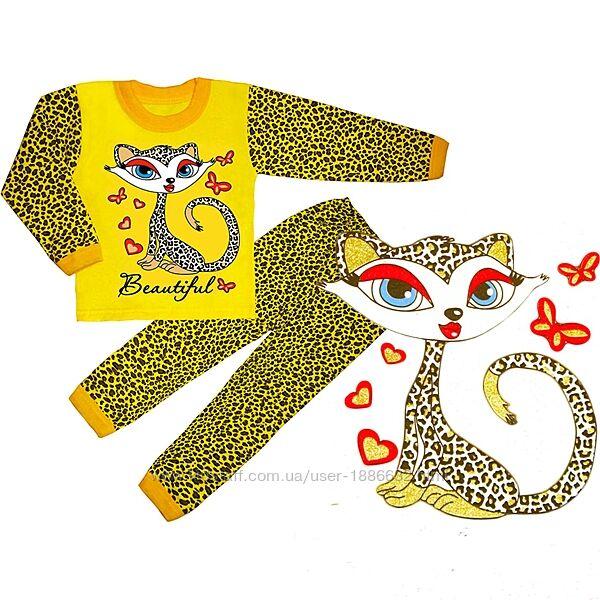 Пижама Лео-Китти р.30-32 03.13.24