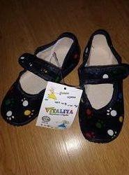 Новые с биркой тапочки детские Vitaliya 23 размер