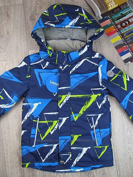 Куртка для мальчика. Весна- осень. 116-140р.