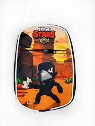 Мини рюкзак детский Бравл Старс - опт и розница, от производителя Crazy Bag