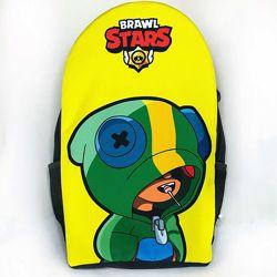 Рюкзак школьный детский ранец, портфель Бравл Старс Brawl Stars