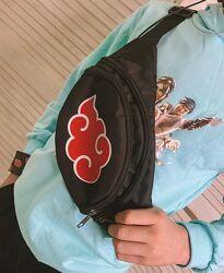 Naruto/Наруто бананка на пояс, сумка через плечо для мальчика от производ.