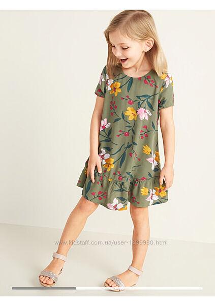 Платье на 4 года old navy