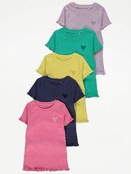 Новые футболки 2-3 года 92-98 размер джордж george
