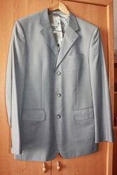 Элегантный пиджак серого цвета TM Stager
