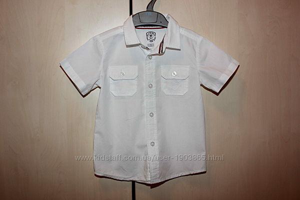 Рубашка Chicco на стройного мальчика р.92