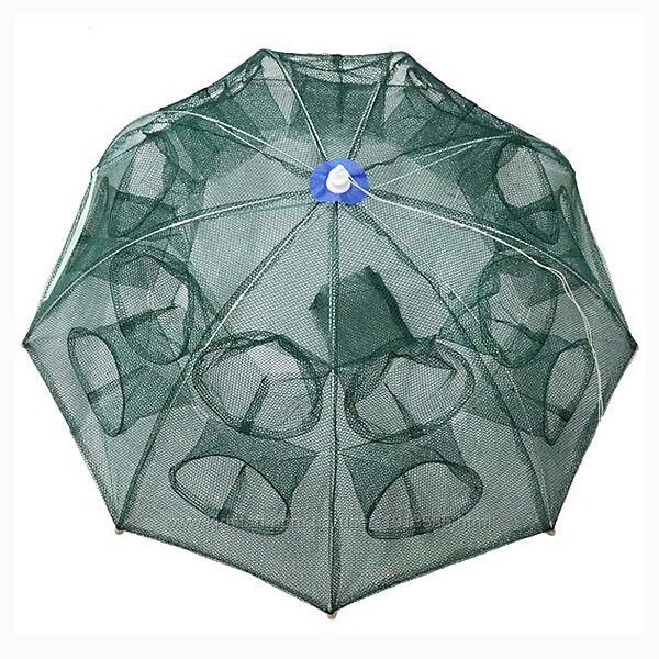 Раколовка зонтик автомат. Рыболовный зонтик.