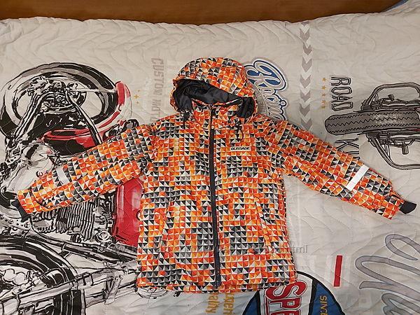 Лыжная куртка для маленького непоседы