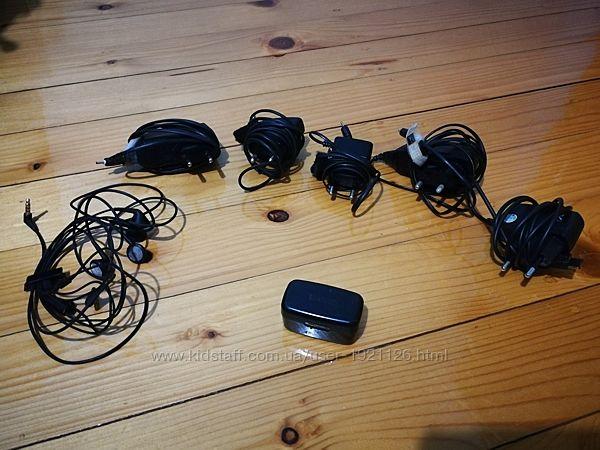 Зарядні різні телефон/ зарядное до телефона Nokia / siemens оригінал