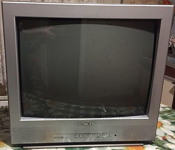Телевизор Hitachi в отличном состоянии