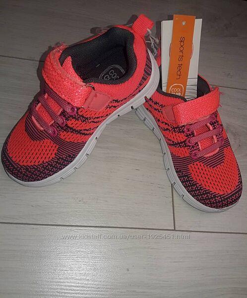 Кросівки для дівчинки Cool club