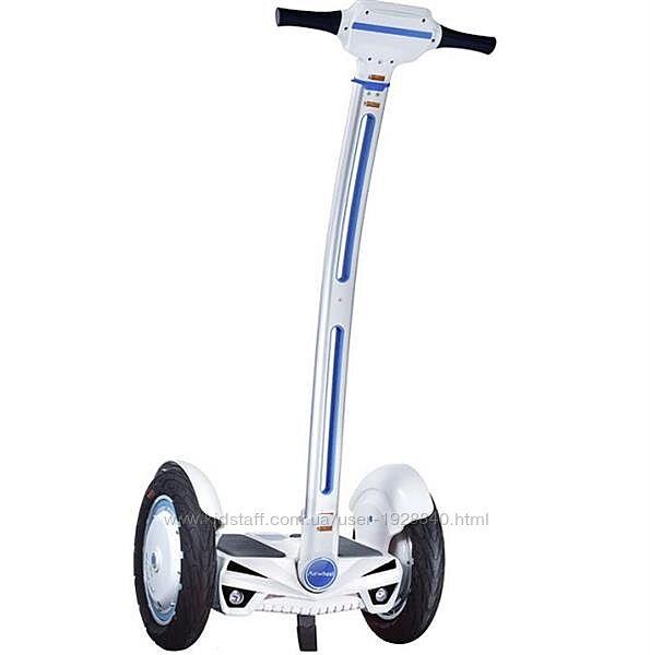 Гироборд-макси AIRWHEEL S3 520WH белый/синий
