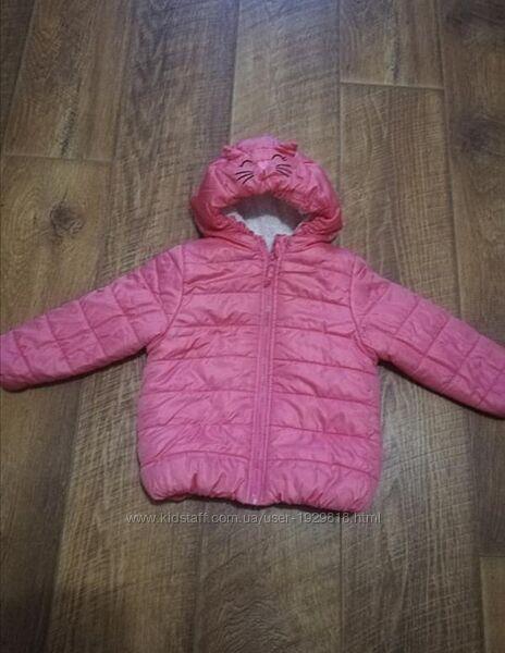 куртка демисезонная осенняя эврозима