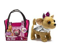 Мягкая игрушка Собачка в сумке Chi Chi Love Чичи Лав Лает Собака 4 вид