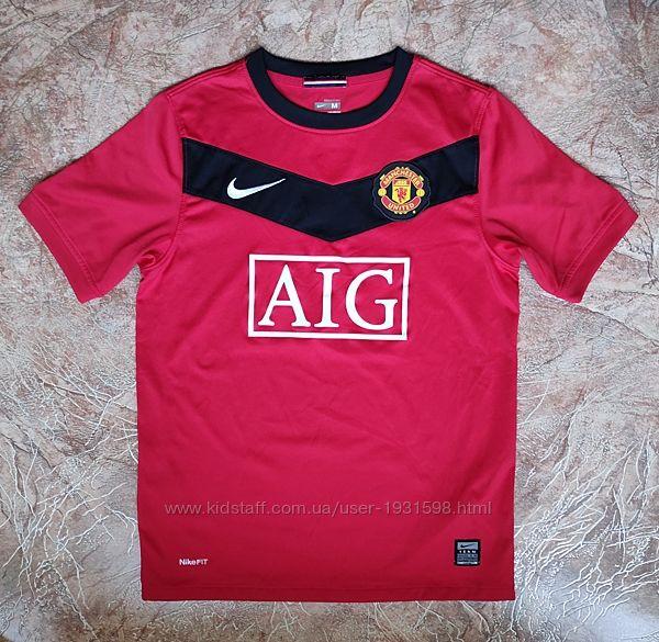 Подростковая футболка Nike FC Manchester United