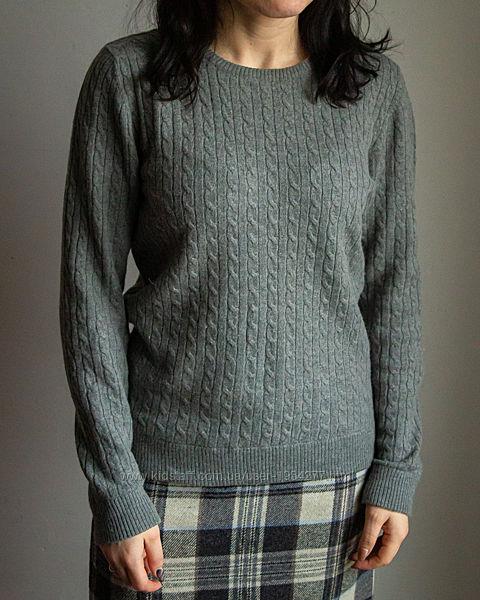 Тонкий свитер H&M