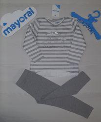 Костюм комплект Mayoral лосиныкофта на 104, 110, 116 и 122 см