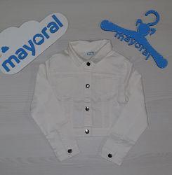 Летняя куртка пиджак кофта Mayoral на 104, 110, 116, 122 и 128 см уценка
