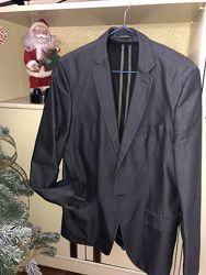 Стильный пиджак ZARA размер M-L 48-50