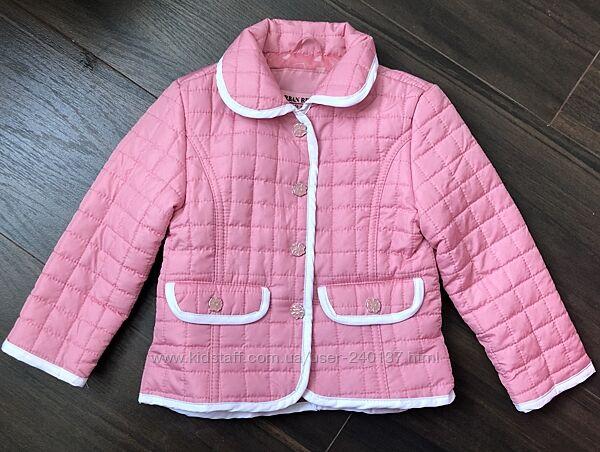 Красивая стеганая куртка Urban Repablic 2-3г как новая