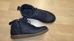 Демисезонные ботинки ZARA 35 размер