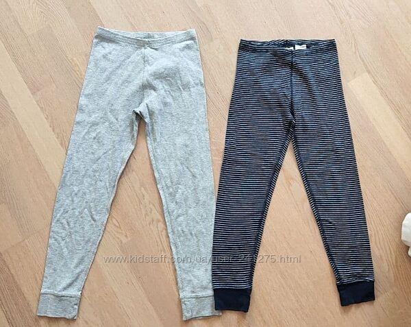 Пижамные штаны 8-10 10-12 лет