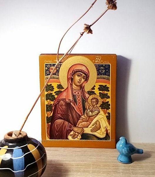 Икона Пресвятой Богородицы Млекопитательницы