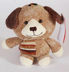 Мягкая игрушка Щенок 20 см TRUSTY COLLECTION 18A0104