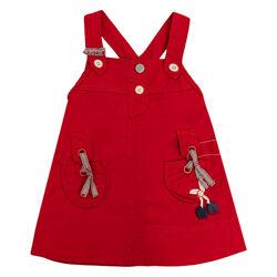 Сарафан Losan Mc baby girls 018700404/579 Красный