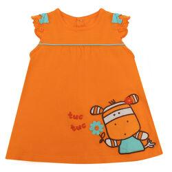 Платье TUC TUC Baby 40414 Оранжевый
