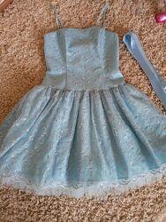 Платье, вечернее, на выпускной