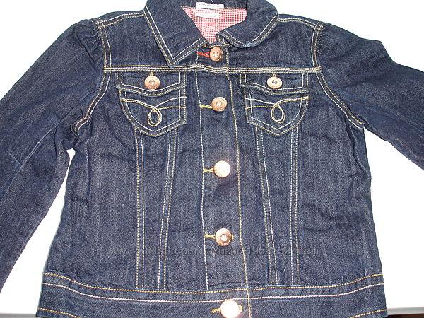 Куртка джинсовая NEXT , р 9-10л.