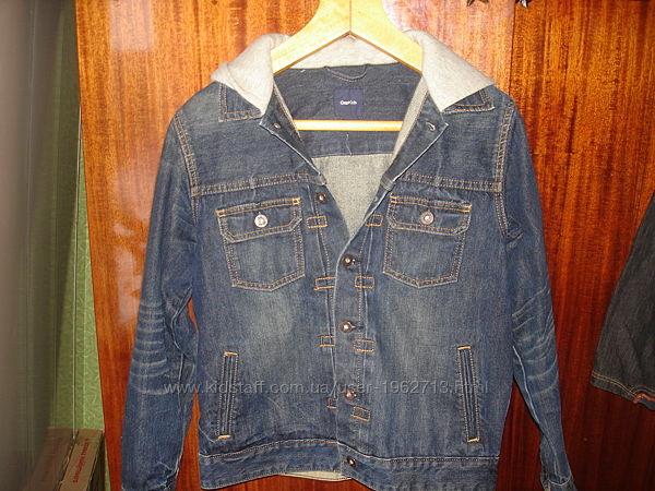 Куртка джинсовая GAP на подростка