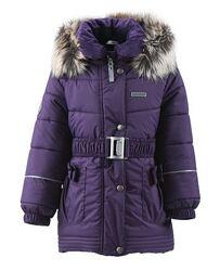Куртки зимние Lenne Sheryl для девочек р.104,110,116,122,128,134,140