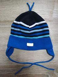 Демисезонная шапка Lenne  Zarena для мальчика р. 46, 48, 50