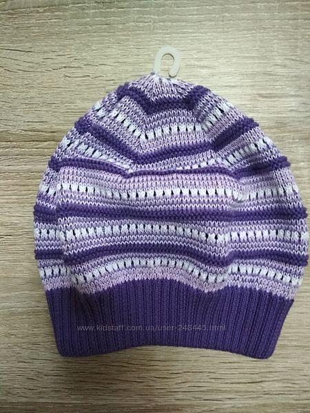 Демисезонная шапка Lenne Nili для девочки р. 52, 54, 56