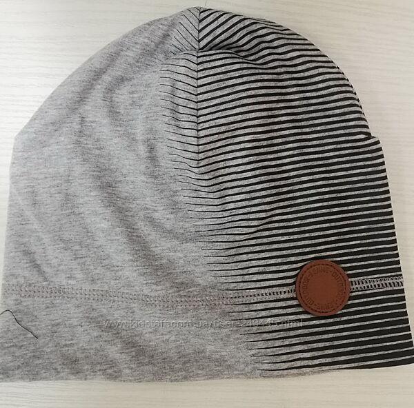 Демисезонная шапка Lenne Mego для мальчика р.52.54.56