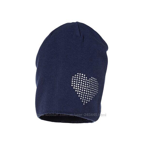 Демисезонная шапка Lenne Catlin для девочки р.52.54.56
