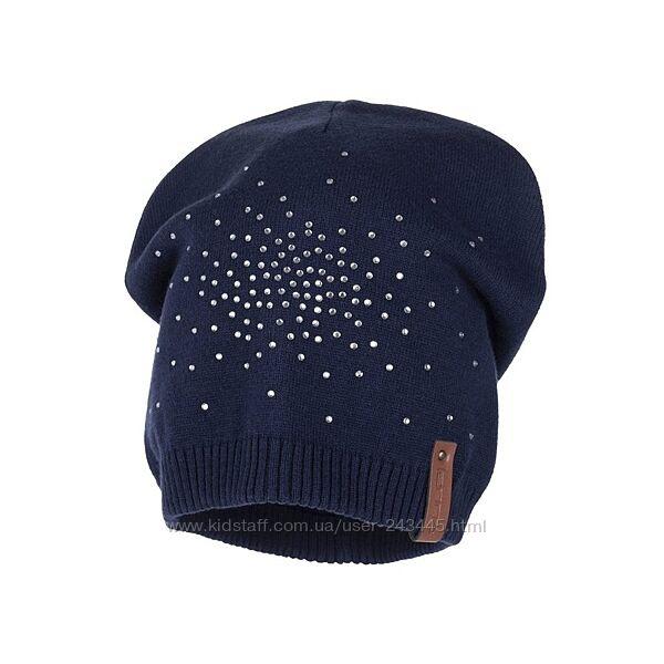 Демисезонная шапка Lenne Chelsi для девочки р.50.52.54.56