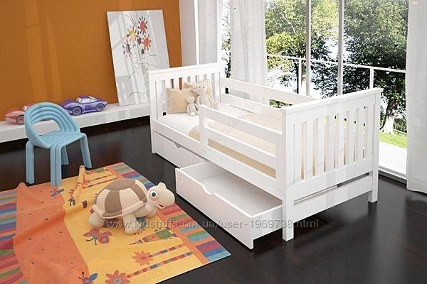 С ящиками одноярусная кровать Адель.